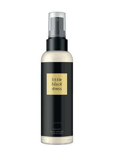 Avon Little Black Dress Vücut Spreyi 100 Ml Renksiz